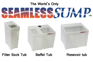 Seamless Sumps