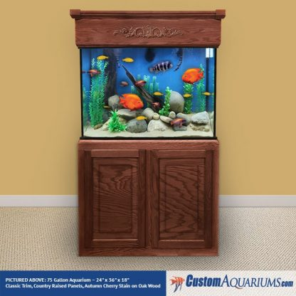Up to 90 Gallon Maintenance / Decor Package-31306