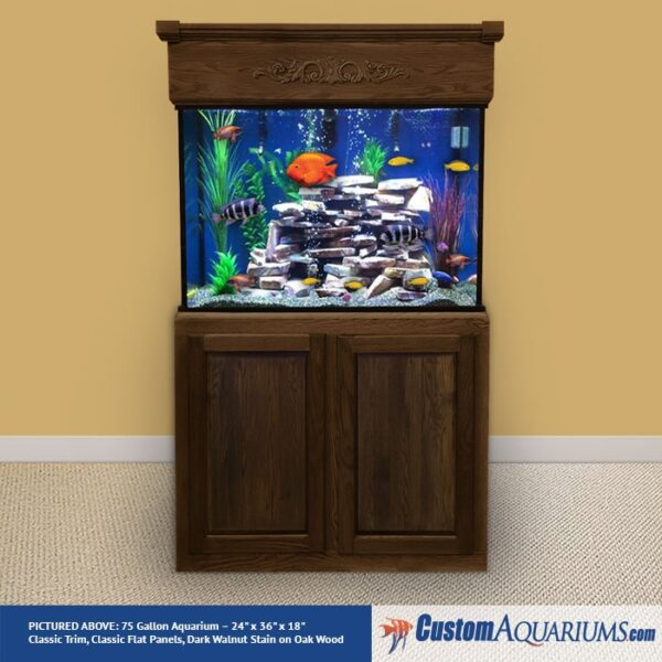Up to 90 Gallon Maintenance / Decor Package-0