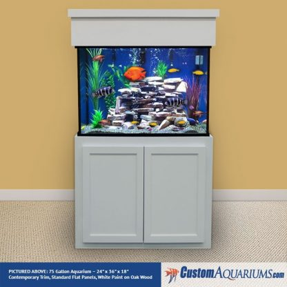 Up to 90 Gallon Maintenance / Decor Package-31311