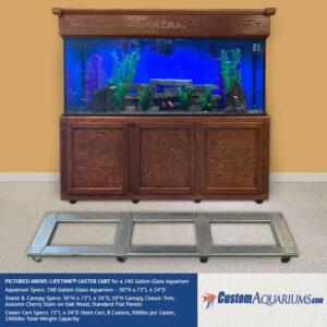 Majestic Aquarium Caster Carts-0