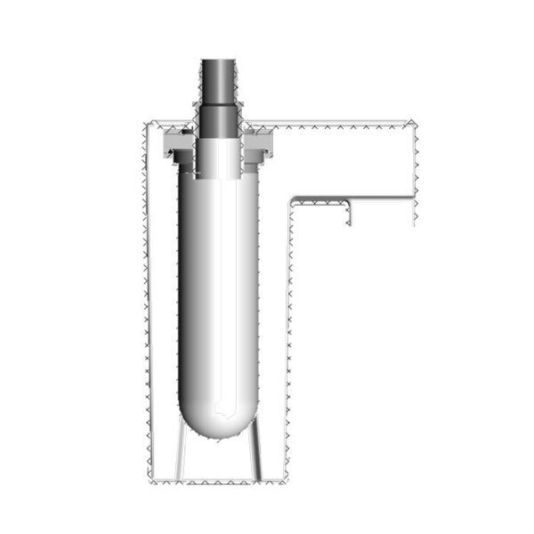 Seamless Sump Low Profile Single Sock Tub Diagram Inside