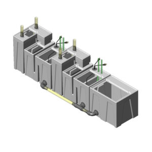 4800GPH Media-Max Small Seamless Sump® Package - Evaporation
