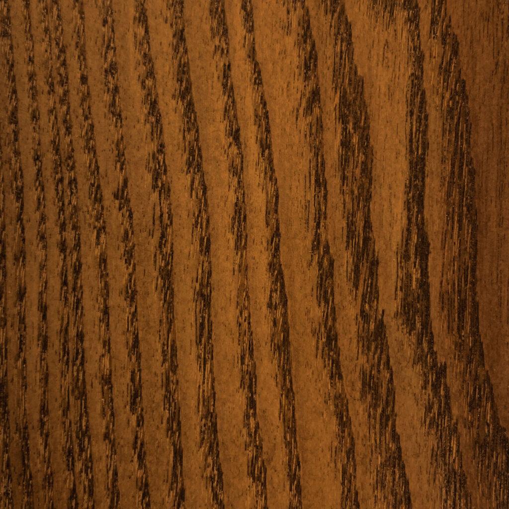 Ash - Dark Walnut Stain